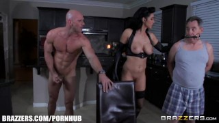 Isis is one hot dominatrix - Brazzers