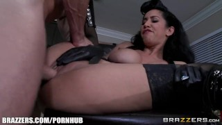 Dominatrix isis one is brazzers hot butt booty