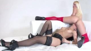 Vanessa Cage Lesbian Fun