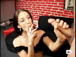 Pretten girls nude cock smoking blow jobs 5, scene 3 brunette natural tits babe brunett