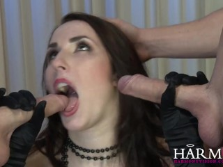 HarmonyVision Juicy Ass Paige Turnah Fucked in Dirty Threesome