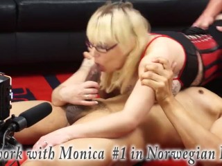 Pregnant Hentei Porn Fucking, Norsk Porno w MonicaMilf Hot norwegian MonicA BTs from ScandinaviA exposed Hardcore
