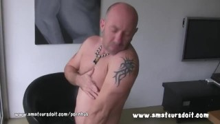 Aussie Amateur Blake Is One Dirty Fucker Kink fetish