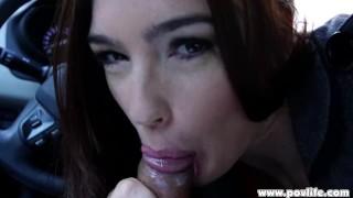 POVLife - Fucking Big Booty Jodi Taylor's Hairy Pussy Porn horny