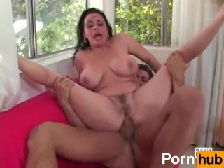 Young Missionary Sex Fucking, Your Moms a Slut.She Takes It In The Butt 2 Scene 3 Big Tits Brunette