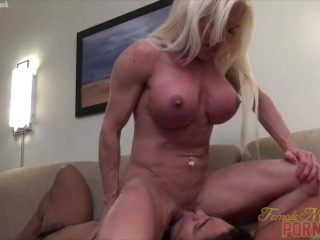 Ashlee Chambers - More Clit Sucking
