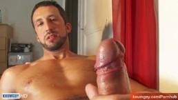 Huge cock of Italian hunk !
