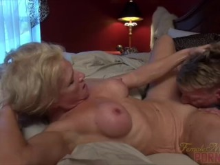 Actully having man sex woman, nina deponca movies video