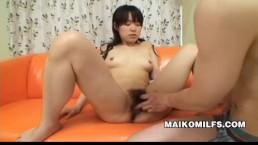 Megumi Inamura - Sex Starved Oriental Wife Fucked Hard