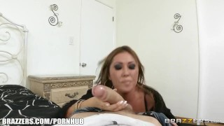 Kianna Dior fucks her sons friend - Brazzers  big tits babe canadian asian mom blowjob brazzers big dick busty milf hardcore brunette reality mother big boobs titty fucking tit sucking