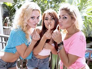 San Diego Porn Videos Mofos - Sexy Teens Turn Party Into Orgy, Orgy Amateur Teen
