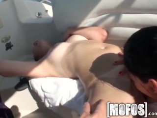 Mofos - Party sex on a boat