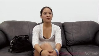 Tiny Asian Awesome Ass Fuck & Anal Creampie  ass fuck ass babe creampie asian amateur cum casting real petite cream pie backroomcastingcouch agent tiny anal creampie