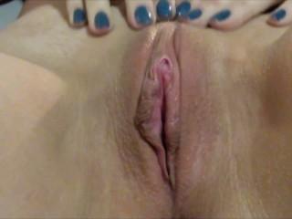 I love pleasuring myself infront of my husband! Enjoy )