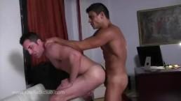Rafael Carreras and Brandon Hawk