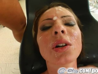 Filipina Maid Nude Cum For Cover Garbriellas Blindfolded And Soaked In Cum, Cumshot Fisting Gangbang