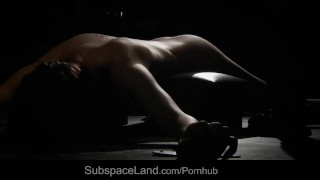 Punished and chelsey vibed sun roughly pussy fucked