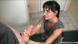 Big Dick Explodes For The Hot Milf