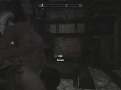 Skyrim – Sex With Serana
