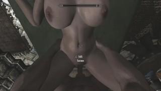 Skyrim - Sex With Serana