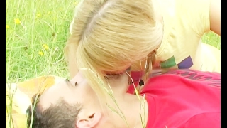 Denisa Peterson Fucking outdoors Cowgirl missionary