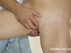 Double facial after anal spitroast