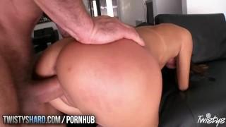 Sexy asain Alina Li gets pounded