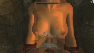 Skyrim: Sex With Astrid (Testing Her Loyalty To Her Husband) Tattoo glamcore