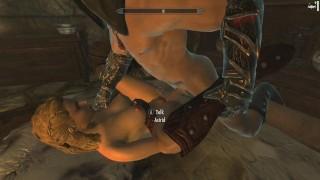 Skyrim loyalty astrid with to testing sex her her husband handjob sitting