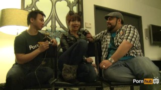 Coco with goes the under velvett covers pornhubtv kong interview