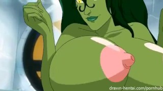 Preview 2 of shehulk hentai