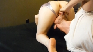 Hands orgasms blowjob loud no double pussy whipped
