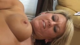Horny MILF Hooks Up With Her Stepson