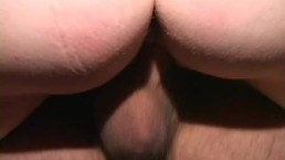 MILF sucks stranger as she fucks clueless cuck in gloryhole Longest edit