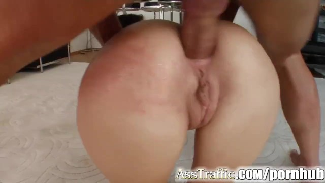 Real anal sex large cock Ass traffic lizs ass is with a large cock
