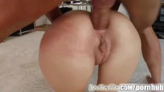 Лучшее порно - Ass Traffic - Aliz Жопа Трахает Задницу Лиз С Большим Членом