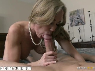 Perfect Milf Brandi Love gets her way - Brazzers