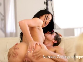 Nubiles Casting – Versatile pound bunny actually desires this job
