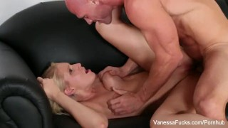 Vanessa hard gets fucked cage young puba
