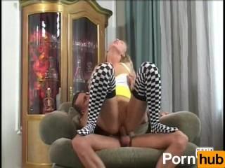 Roseanne porn parody leg affair 12, scene 4 hungarian fake tits blonde blonde fetish hard