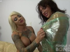 Dani Andrews and BrandiMae - Plastic Wrapped Up