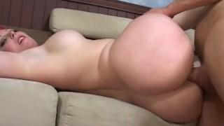 MILF Slut Fucking Her Stepson Brunette spanking
