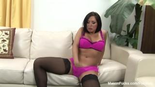 Lesbian fuck moore mason pussy toys