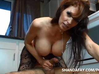 Cum In My Canadian Kitchen – ShandaFay