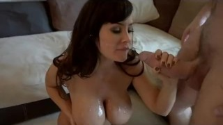 Fuck and hot ann cumshot lisa brunette huge