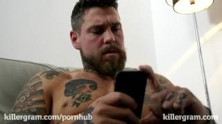 Blonde porn slut cheats on boyfriend