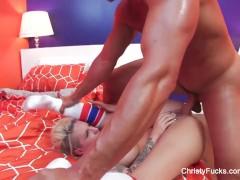 Christy Mack Fucks Nick Manning