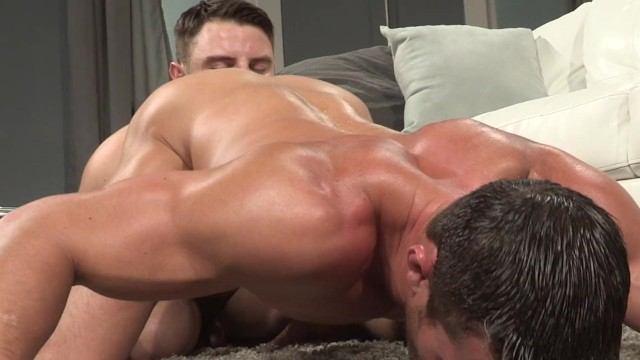 Free hardcore gay anal sex picture Hardcore anal with two hunks