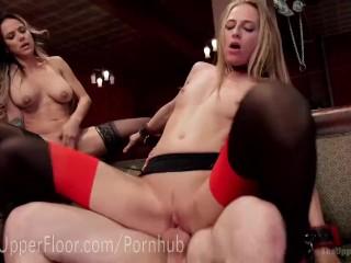 Get sex bondage training threesoms