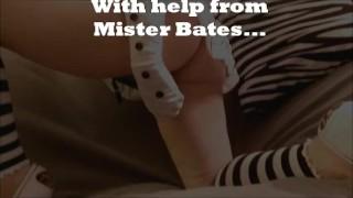 Missy Bates Masturbates with help from Mr. Bates porno